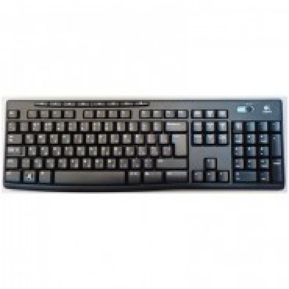 Клавиатура Logitech Wireless Keyboard K270 Black (920-003757)