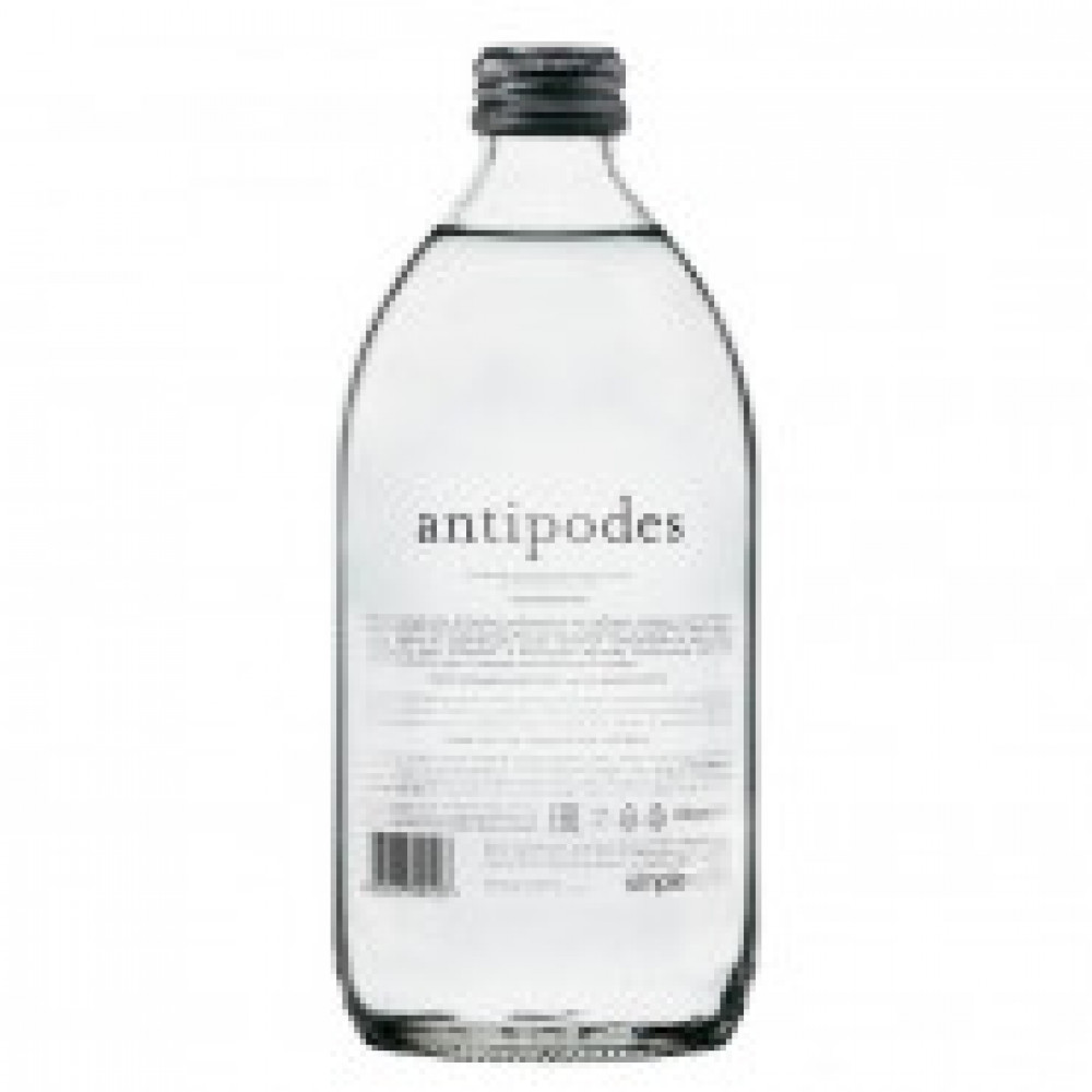 Вода минеральная Antipodes негазированная 0.5 л