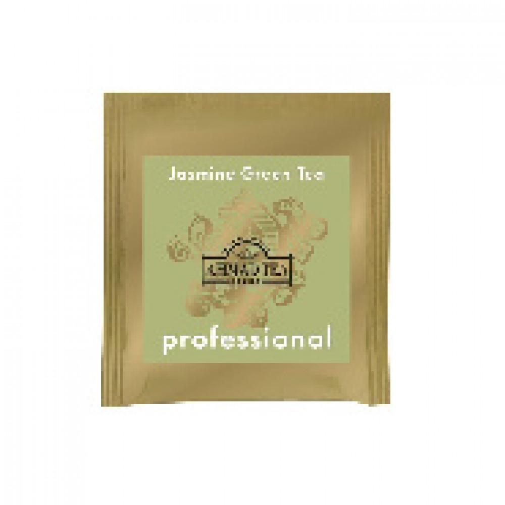 Чай Ahmad Tea Professional Зеленый Чай с Жасмином зеленый, 300пакx2г1657