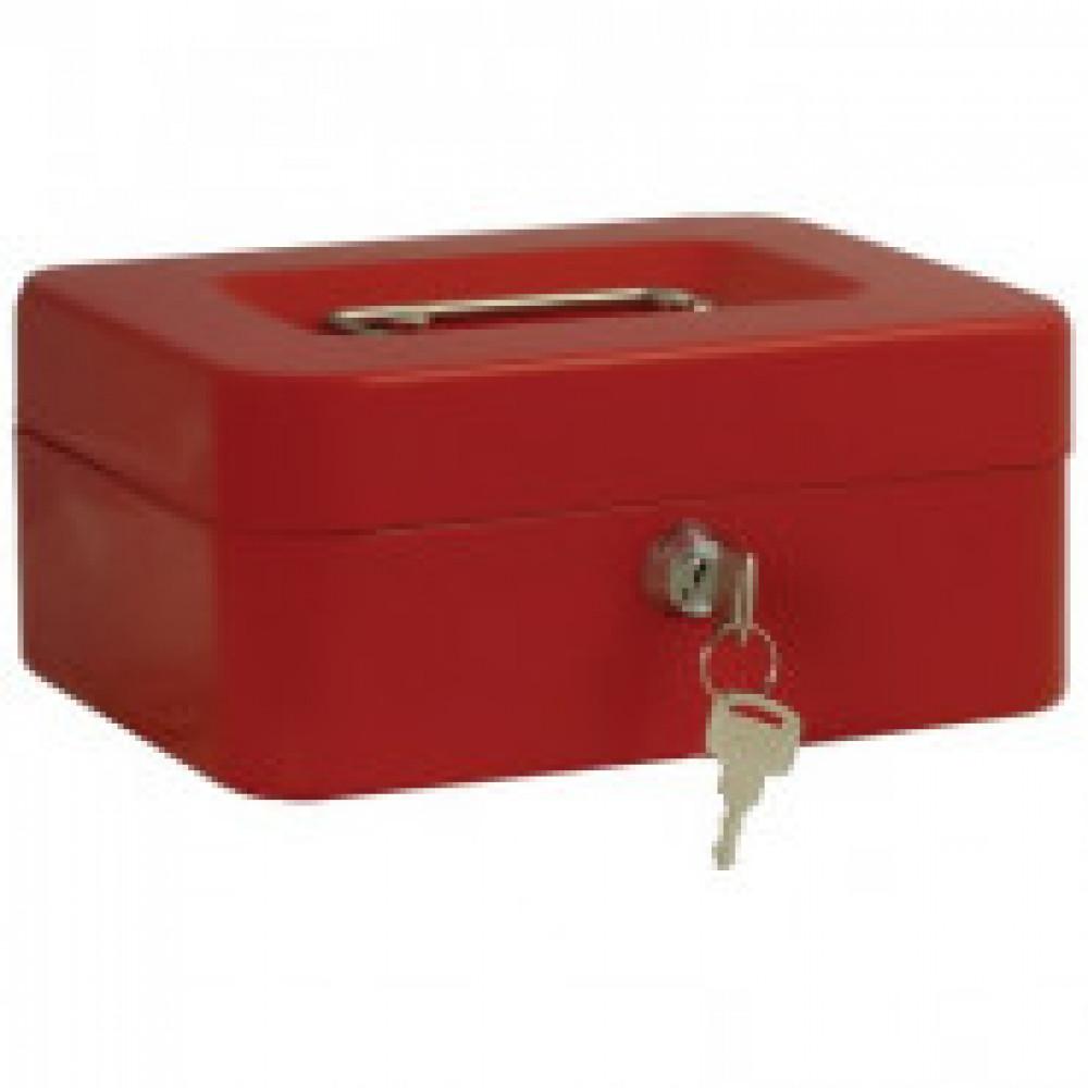 Кэшбокс ONIX МВ-2, ключ, красный, 200х160х90