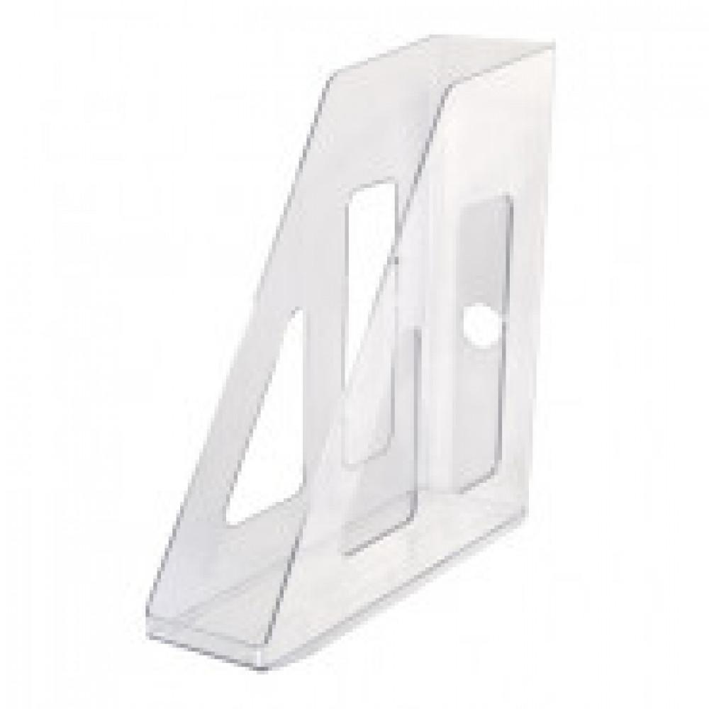 Вертикальный накопитель Attache 70мм прозрачный