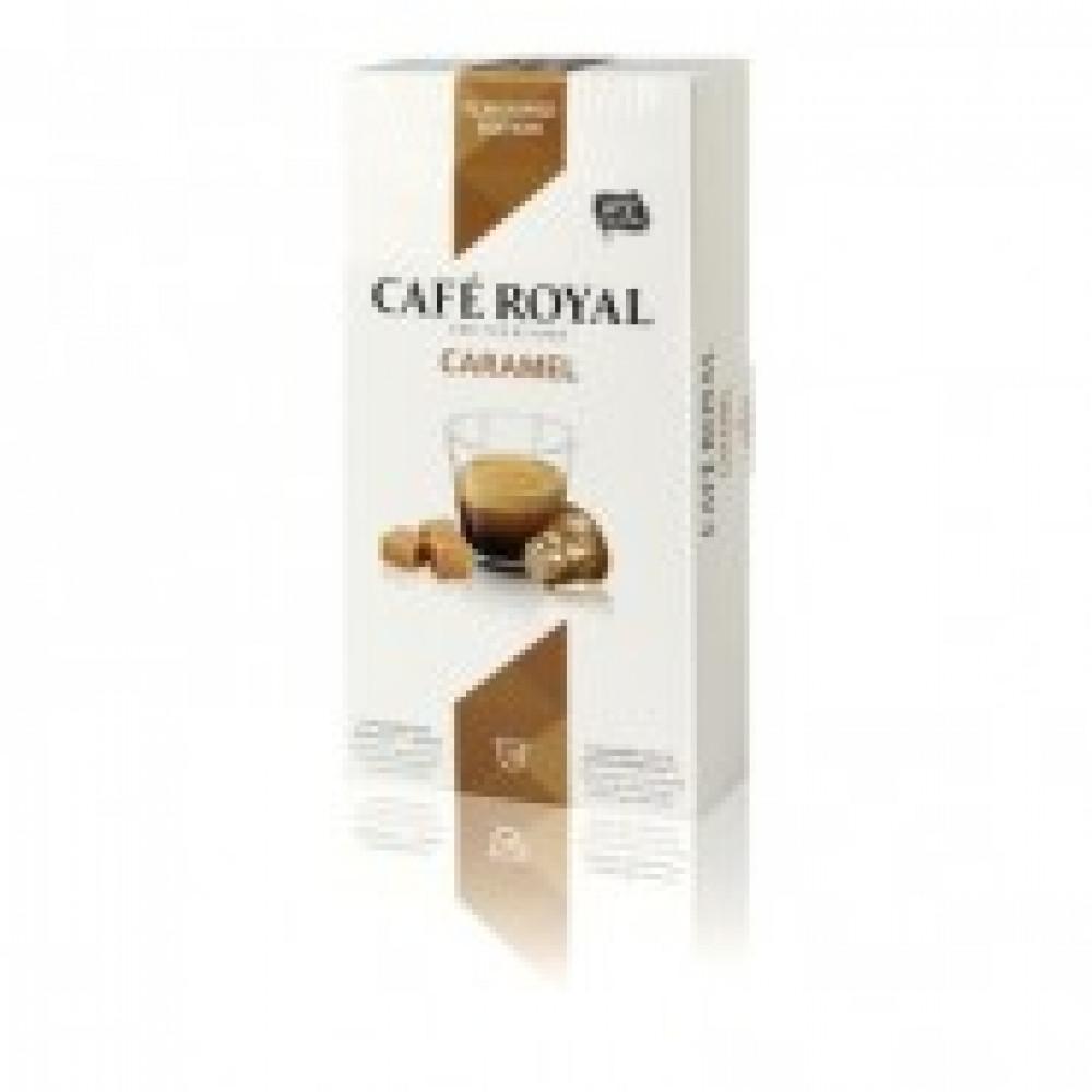 Капсулы для кофемашин Cafe Royal Caramel 10шт*5г