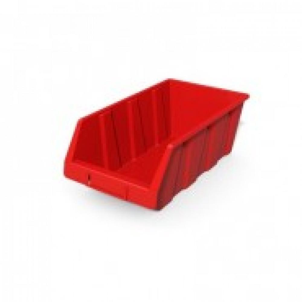 Метал.Мебель D_Ящик пластиковый Серия А (4 шт) красный 230х400х150