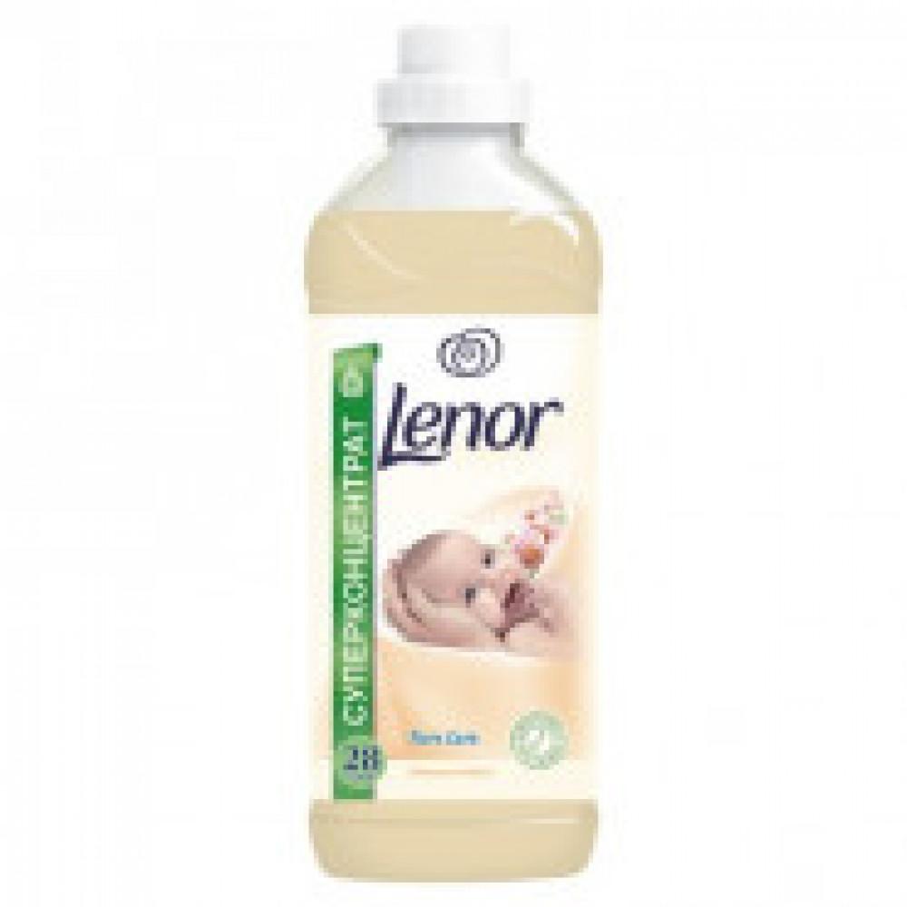Кондиционер для белья Lenor концентрат Миндальное масло 1л