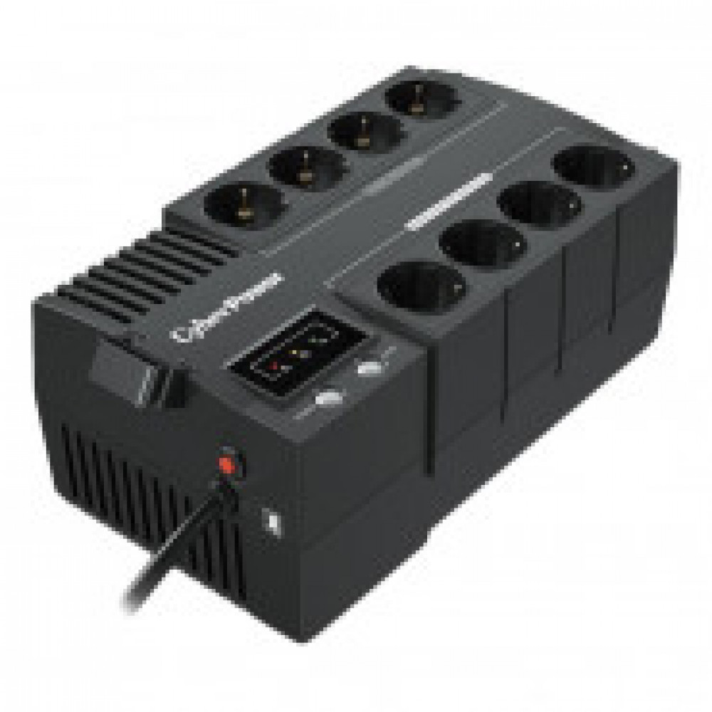 Line-Interactive CyberPower BS650E NEW 650VA/390W USB (4+4 EURO)