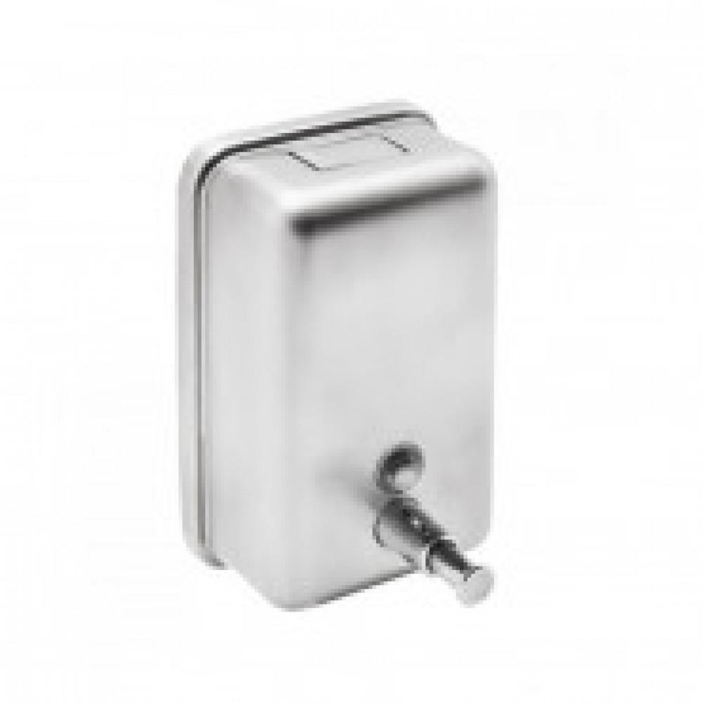 Дозатор для жидкого мыла Luscan Professional Eco 1000 мл металл DMT1080E