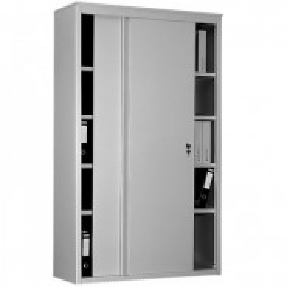 Шкаф-купе металлический MZ_AL2012 д/бумаг, 1200х450х2000