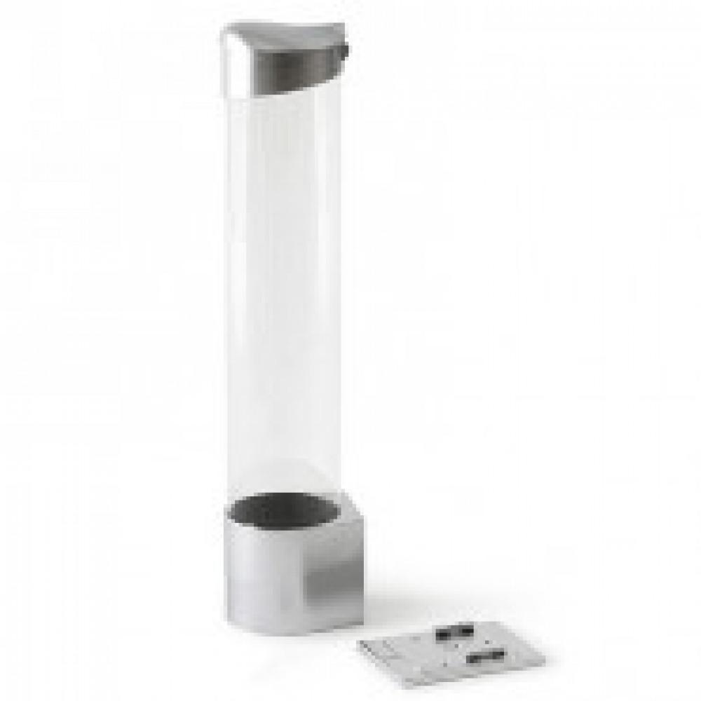 Держатель для стаканов Стаканодержатель магнитный серебряный