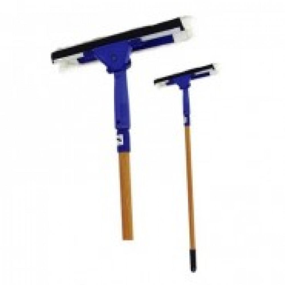Комплект для мытья окон (водосгон, шубка, ручка)