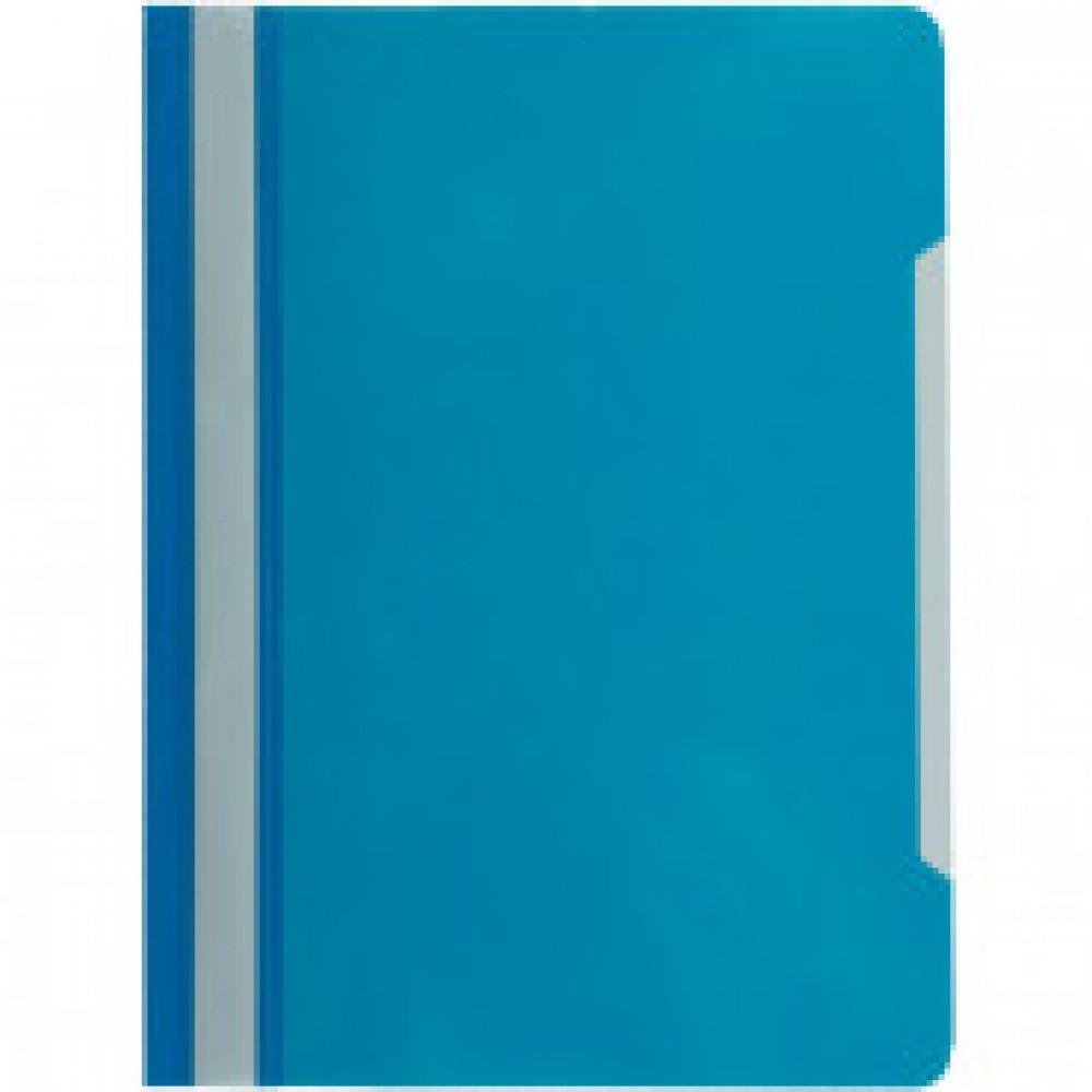 Папка-скоросшиватель A4 Attache Economy 100/120, голубой, 10шт/уп