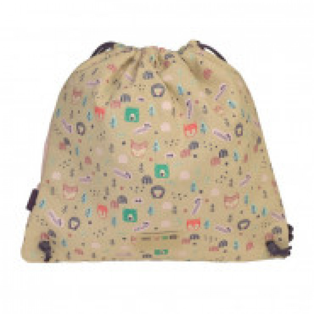 Мешок для обуви Berrywood, розовый, 32х31х1 см, 08412BP