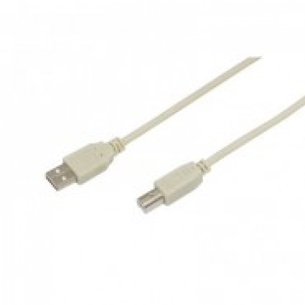 Кабель REXANT /18-1106/USB A(male)-B(male) 3м