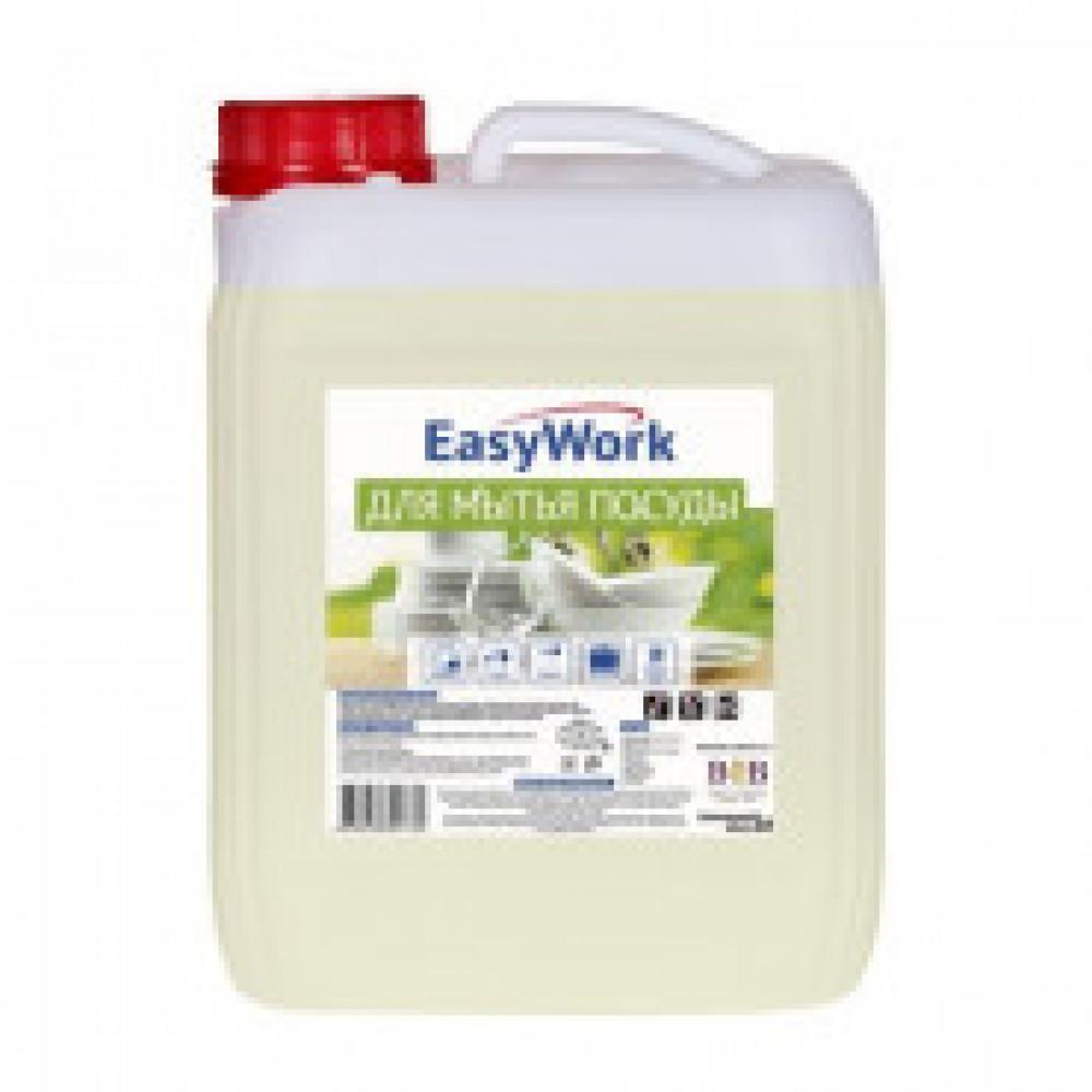 Ср-во д/посуды EasyWork (цитрус) 5 л.