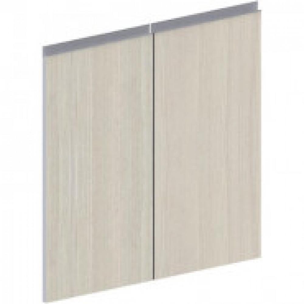 Мебель ED_Vita Двери дер.низкие 2шт V-4.0, сосна карелия