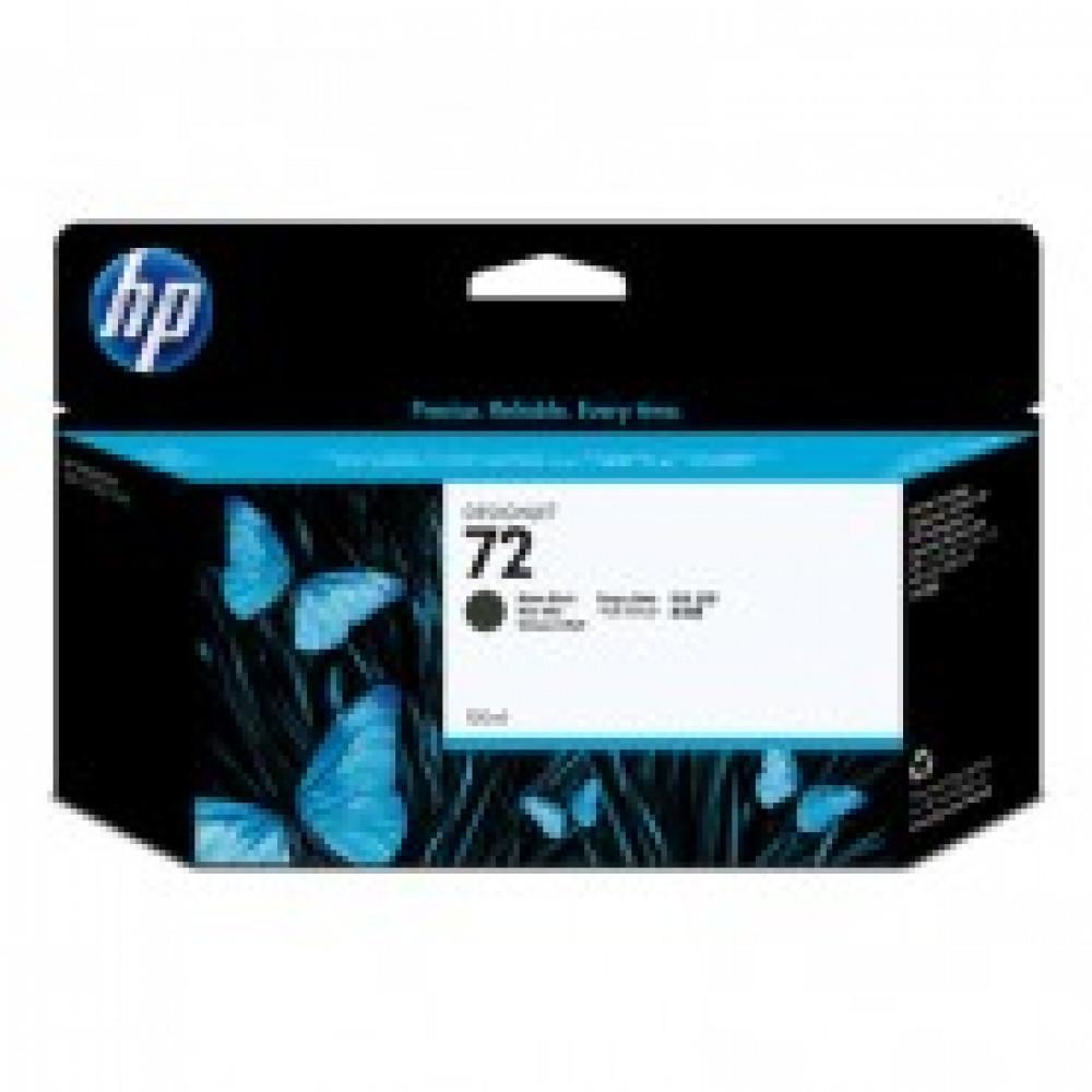 Картридж струйный HP 72 C9403A матовый черный оригинальный