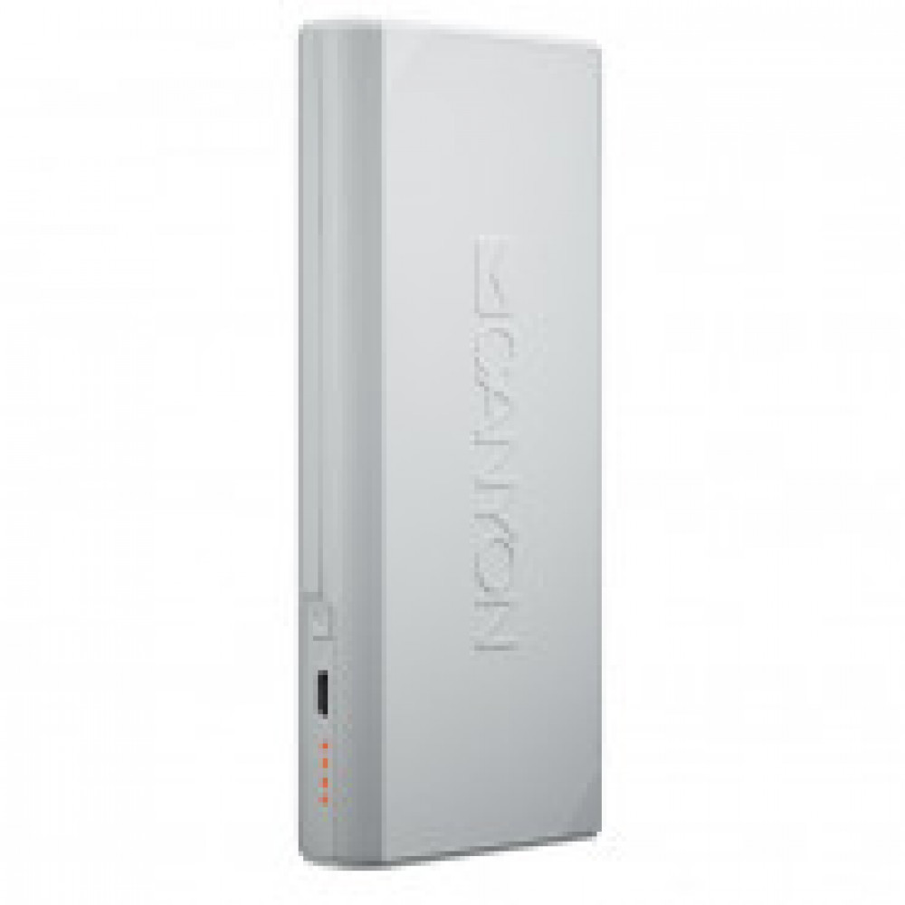 Внешний аккумулятор 13000 mAh, Li-Ion, 2xUSB, SmartIC, Canyon,CNE-CPBF130W