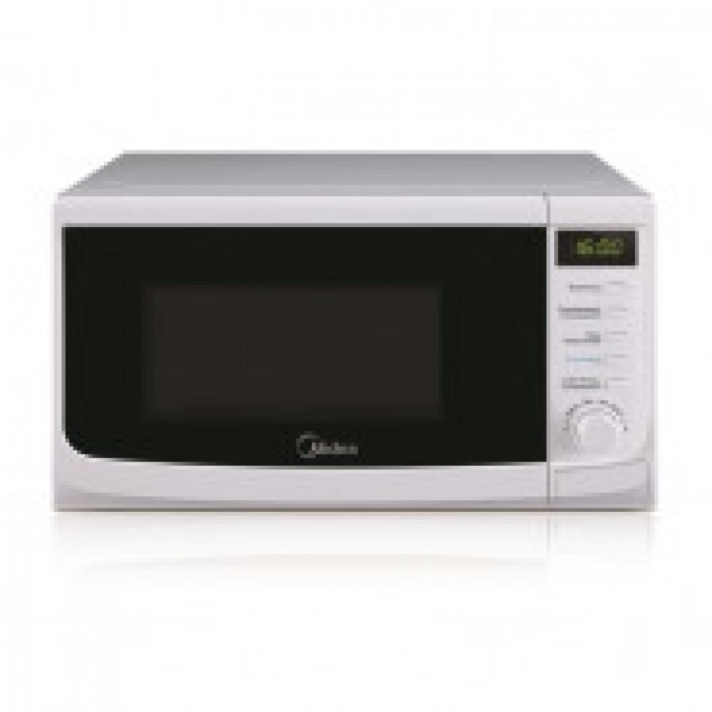 Микроволновая печь Midea AM820CWW-W 20 л 800 Вт электронное