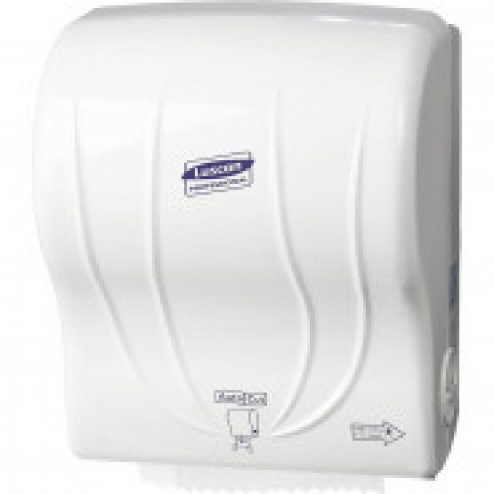 Диспенсер для полотенец Luscan Professional белый R-1350W
