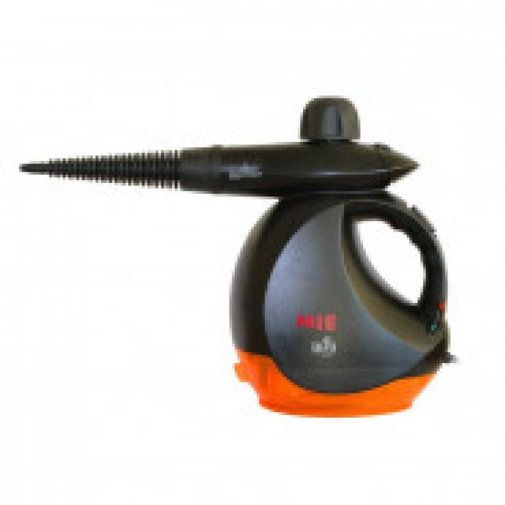 Отпариватель ручной MIE Forever Clean, 1200 Вт,  0.48л, 50г/мин, черн/оранж