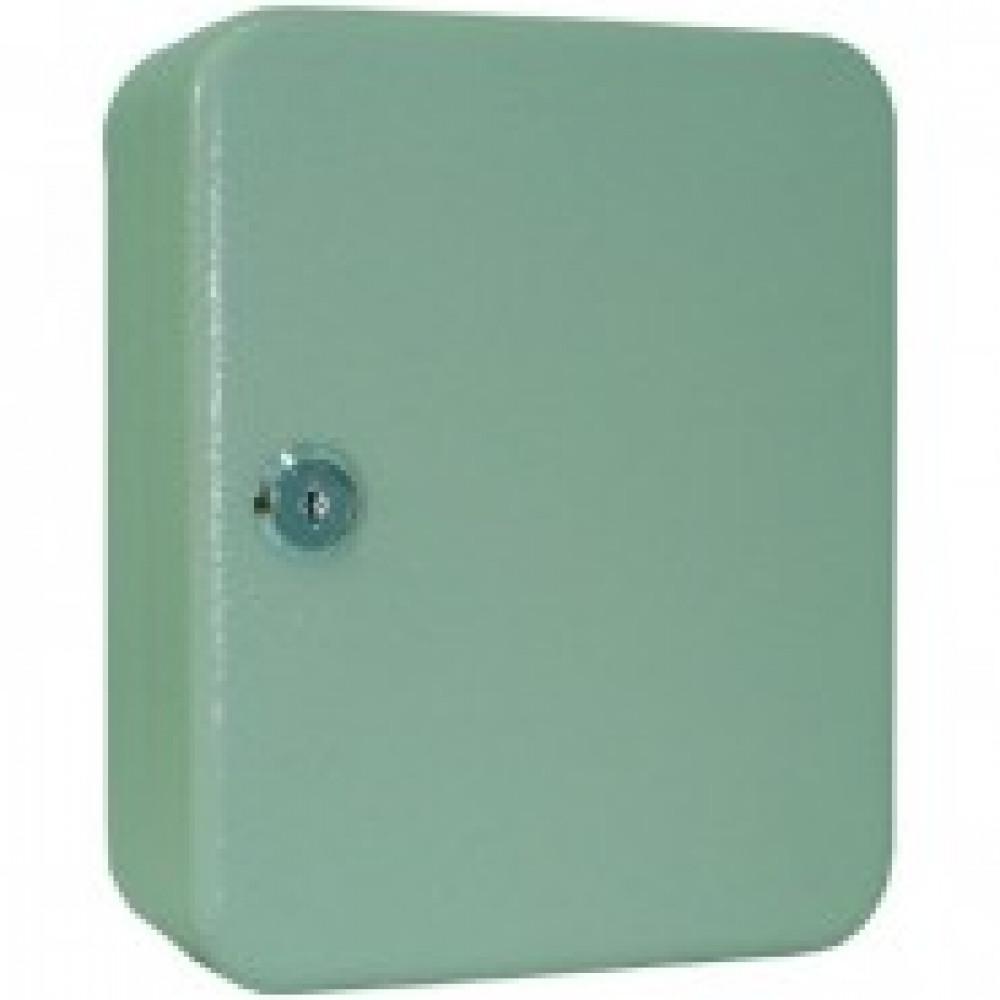 Метал.Мебель Office-Force Шкаф для 30 ключ.20082,сер,160х80х200