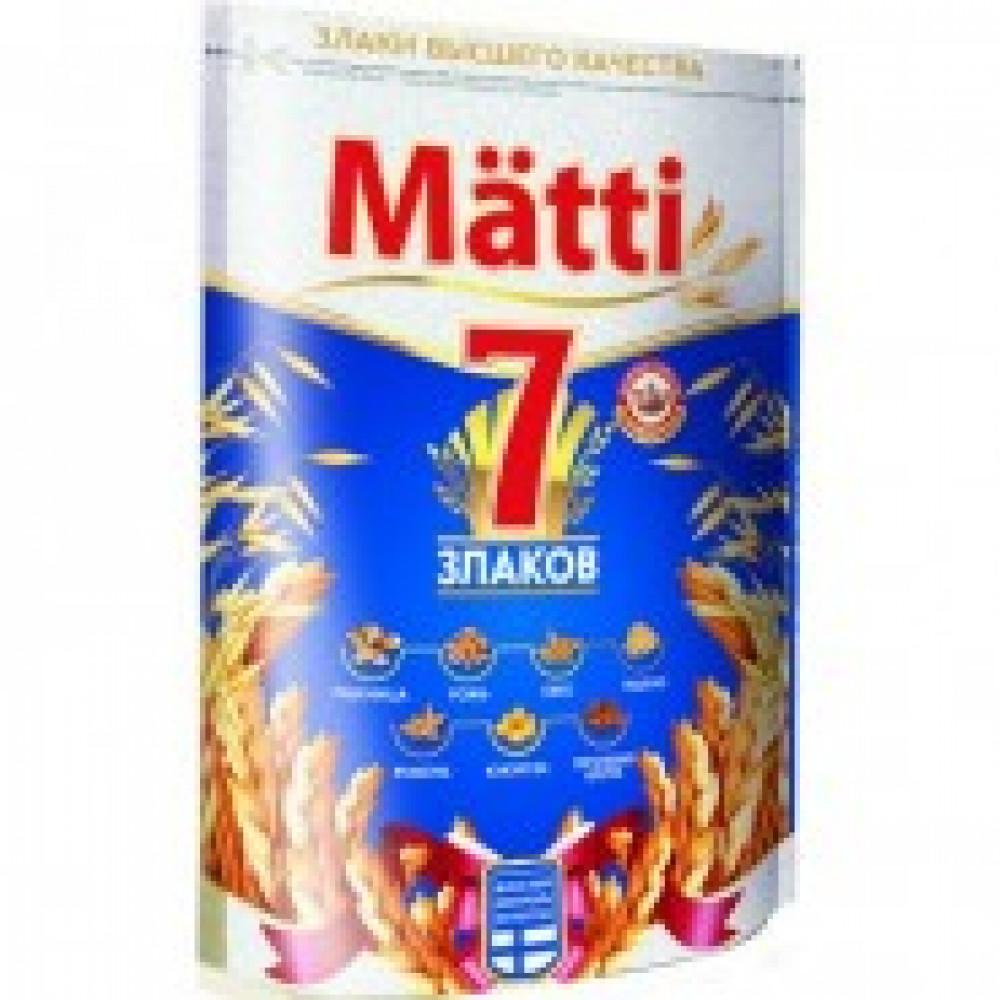 Каша Matti 7 злаков 3 мин.