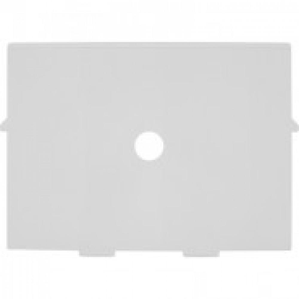 Картотека пластиковый разделитель для картотеки А5, 2 шт/уп.54340D