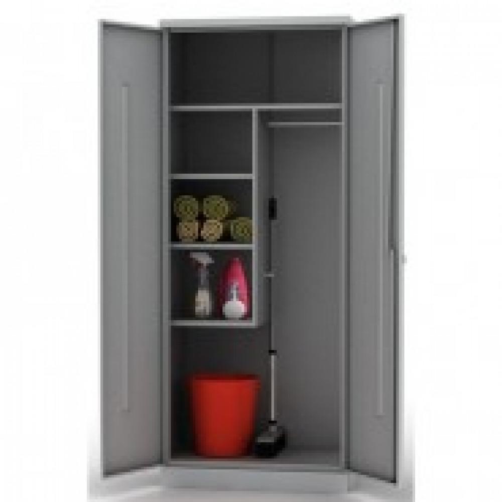Метал.Мебель N_ШМС-6.15 Шкаф хозяйственный 756х450х1850