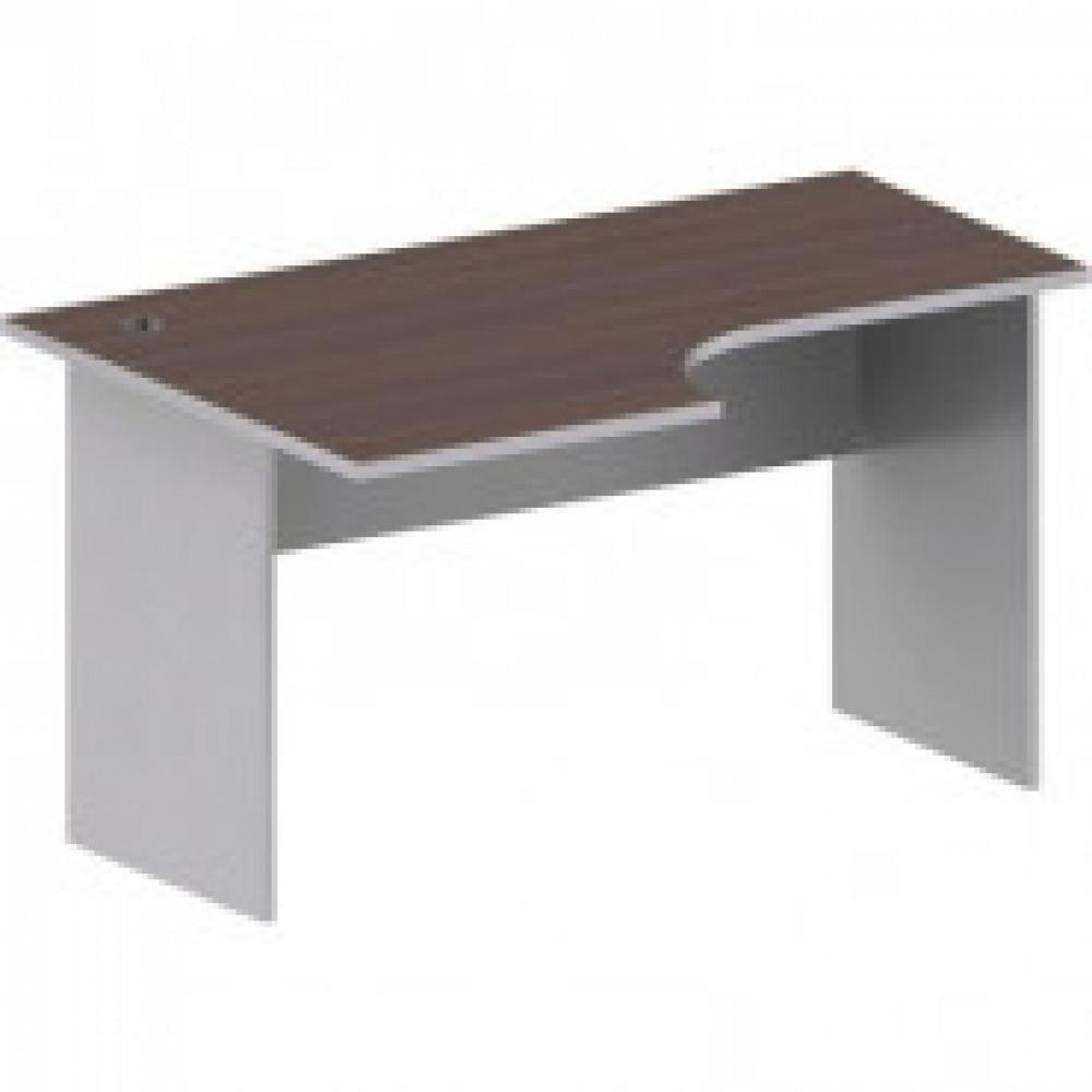 Мебель Easy St Стол лев (008,234)шале/сер.(112/030)Ш1400