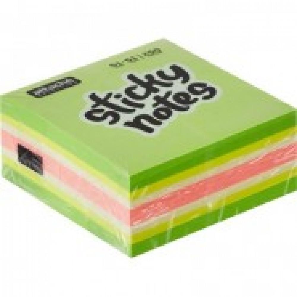 Блок-кубик Attache Selection миникуб 51х51, фреш 250 л