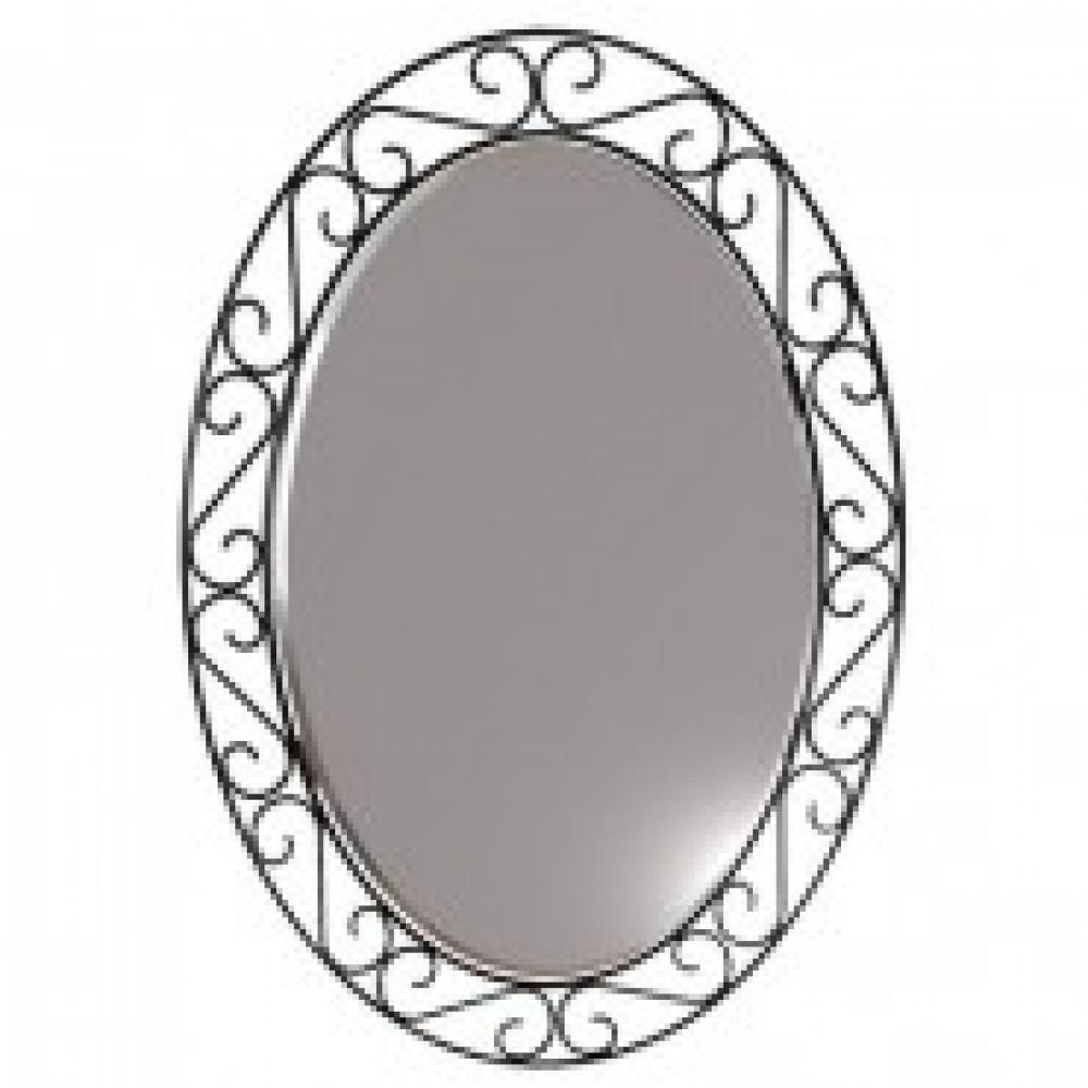 Зеркало I_EL_Настенное Грация 629 черный