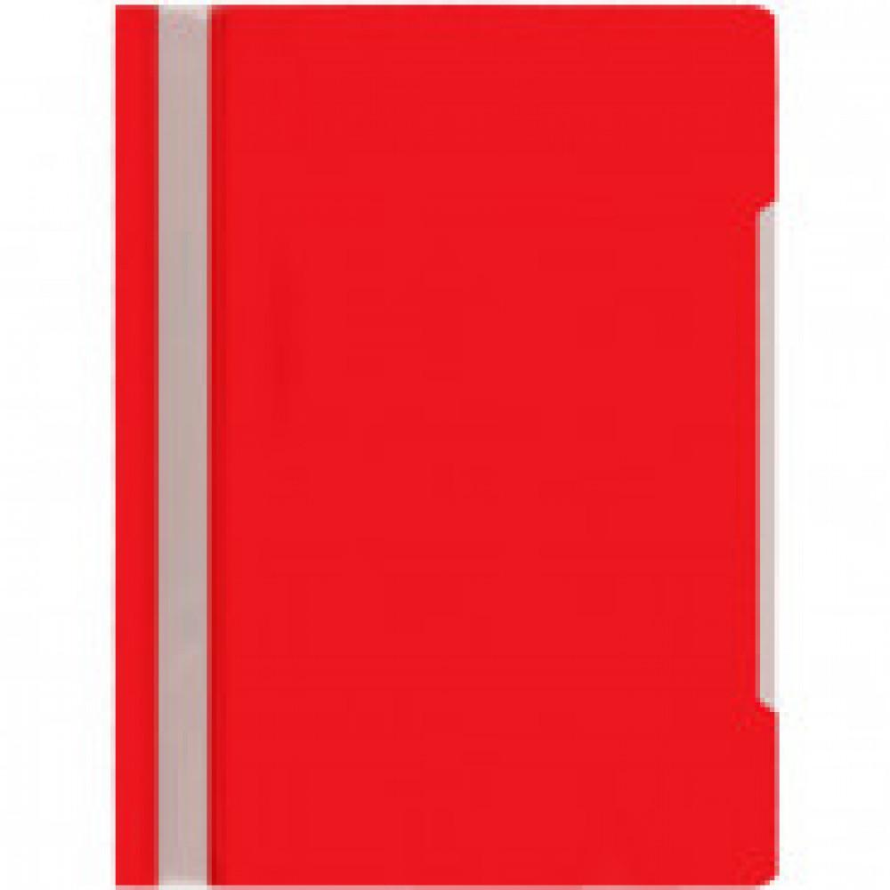 Папка-скоросшиватель A4 Attache Economy 100/120, красный, 10шт/уп