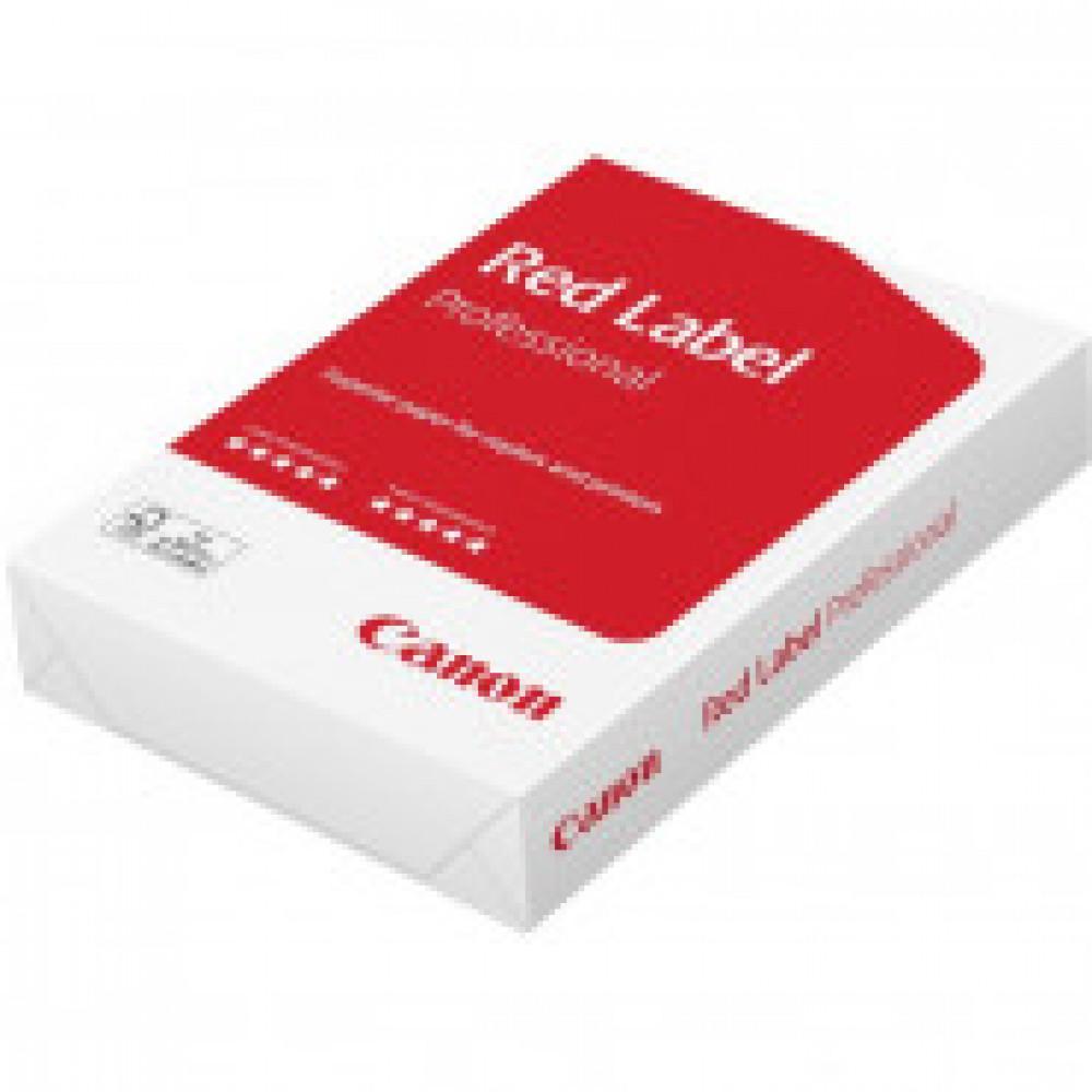 Бумага для ОфТех Canon Red Label Professional (А4,80г,172%CIE) пачка500л.