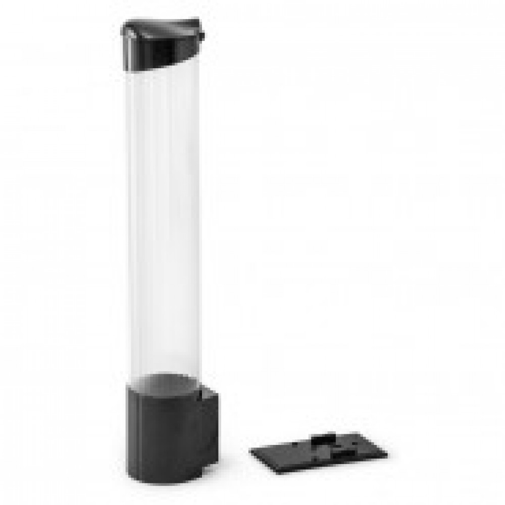 Держатель для стаканов VATTEN CD-V70MB 100ст., черный, магнит.