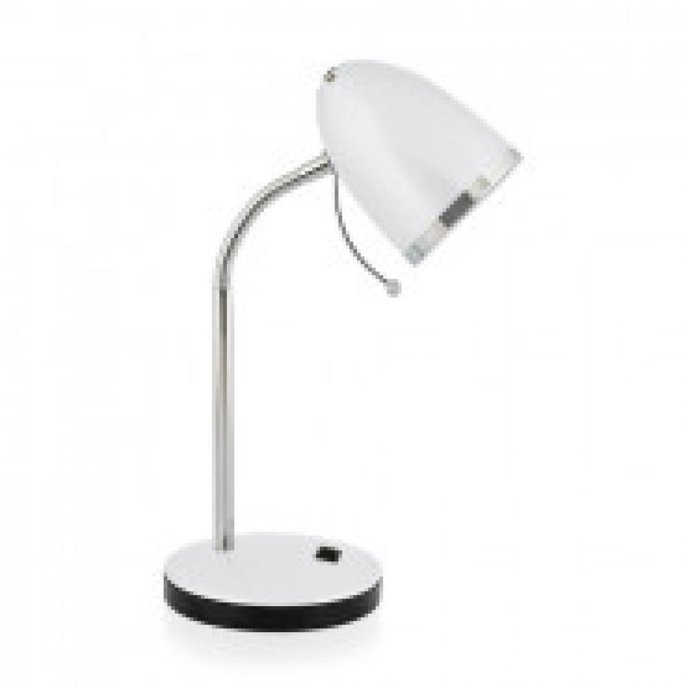 Светильник Camelion KD-308  C01 белый E27 40W