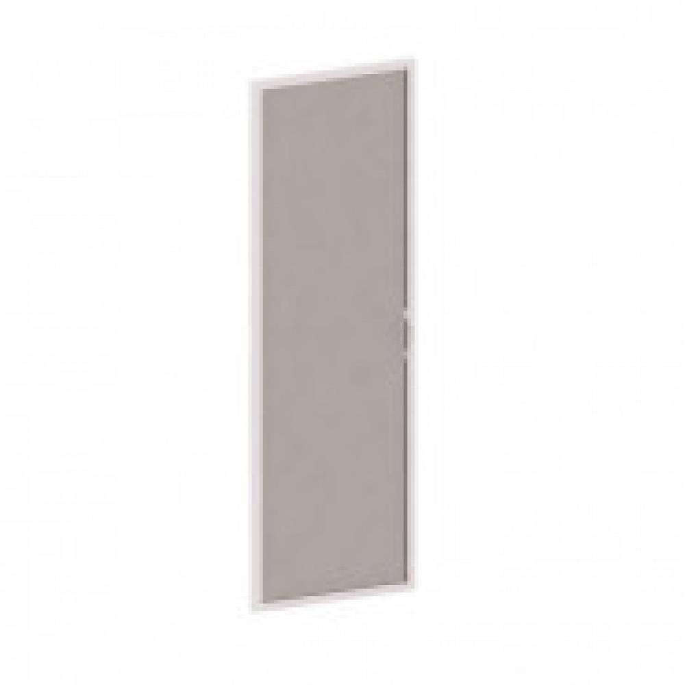 Мебель Easy T Дверь стекл.в ал.рамке тон.серое (409,036)