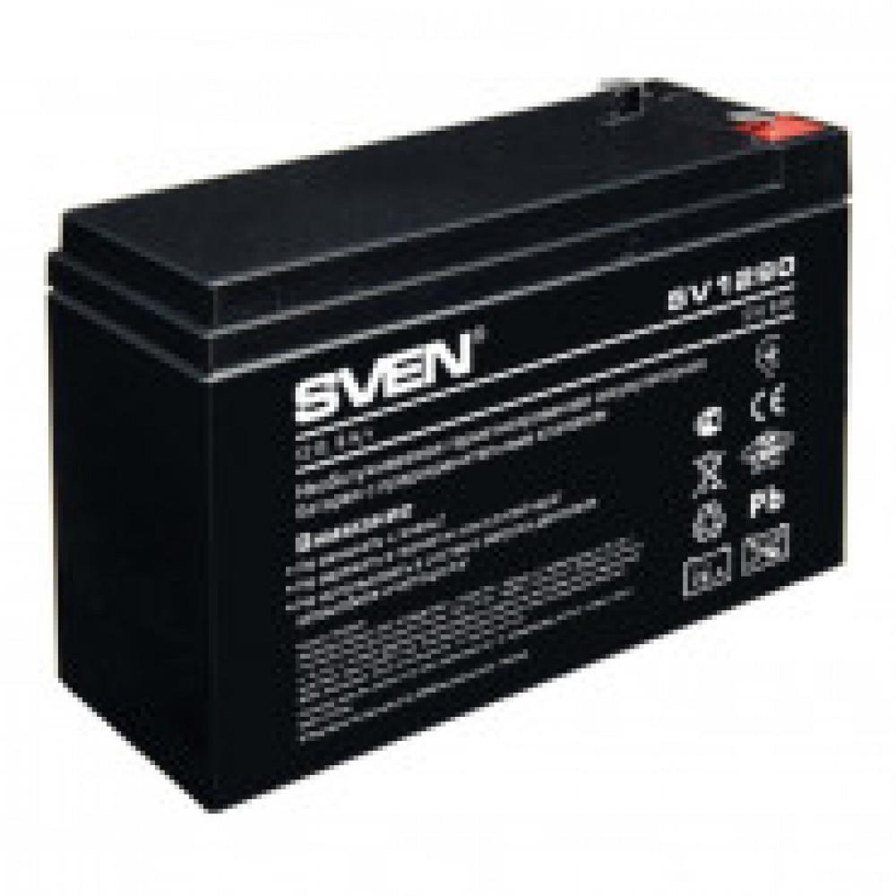Батарея для ИБП SVEN SV 1290 (12V/9Ah) аккумуляторная