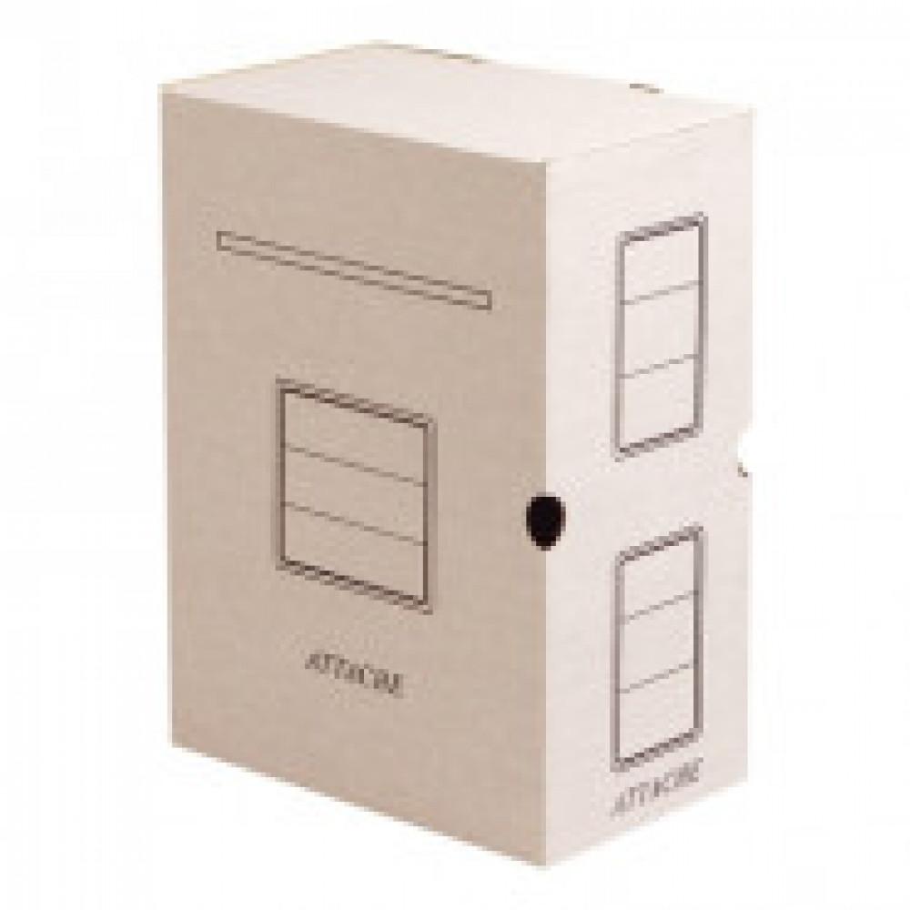 Короб архивный белый ATTACHE 150мм гофрокартон, 5шт.уп