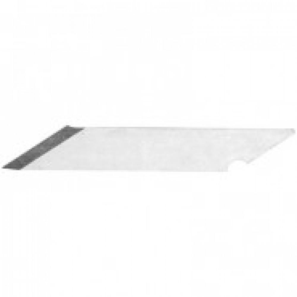 Лезвие запасное для перового ножа арт.280455 (10 шт./уп), пласт.футляр