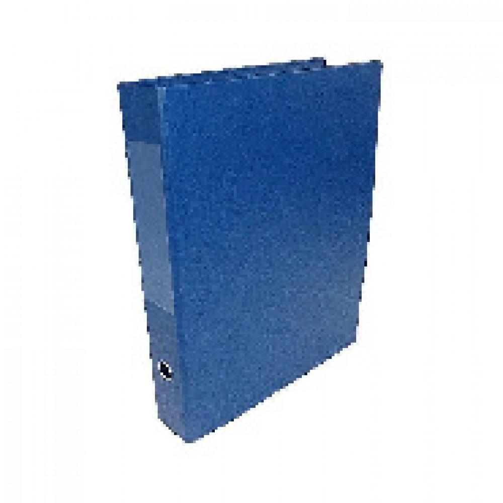 Папка-регистратор Attache 80 мм синяя