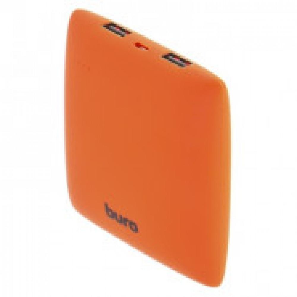 Внешний аккумулятор Buro RA-7500PL-OR 7500mAh оранжевый