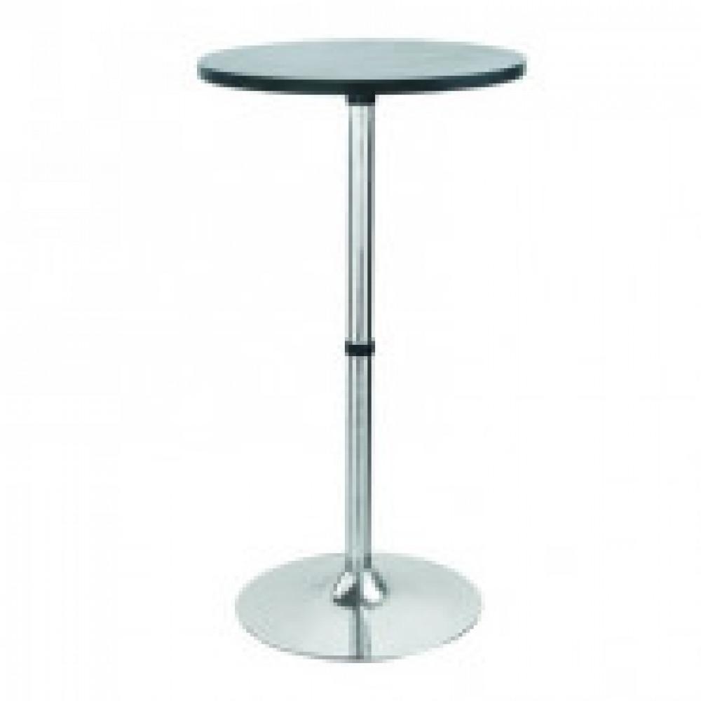 Стол обеденный SG_стол барный Мохито черный ST25003