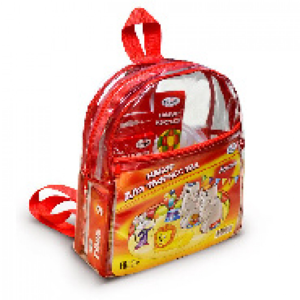Набор для творчества Гамма Мультики в рюкзаке, УК042528