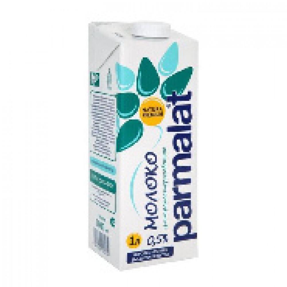 Молоко Пармалат ультрапастеризованное 0,5% 1л шт