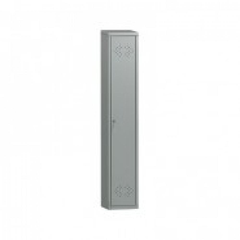 Метал.Мебель ПРАКТИК LS-01-40 шкаф д/одежды 1 дв. 418х500х1830