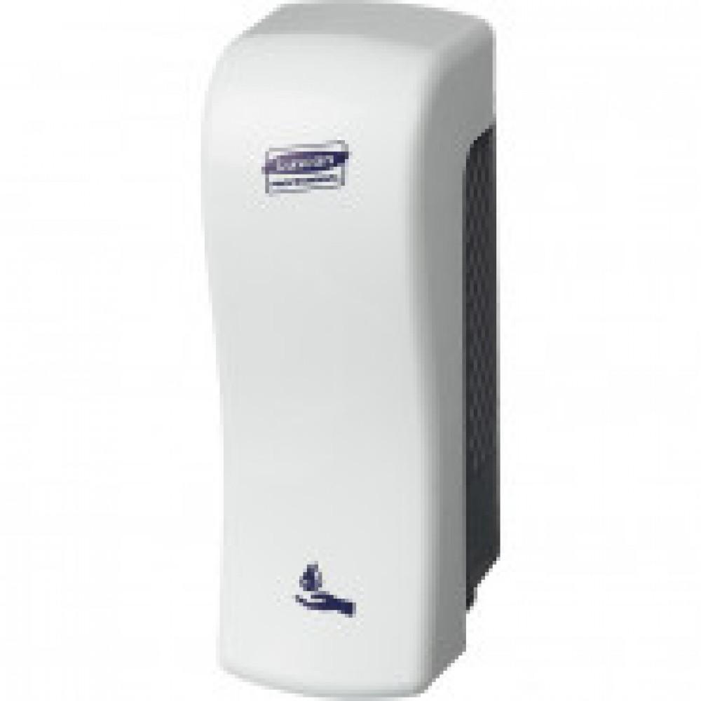 Дозатор для жидкого мыла Luscan Professional дизайн 800мл белый R-3016WВ