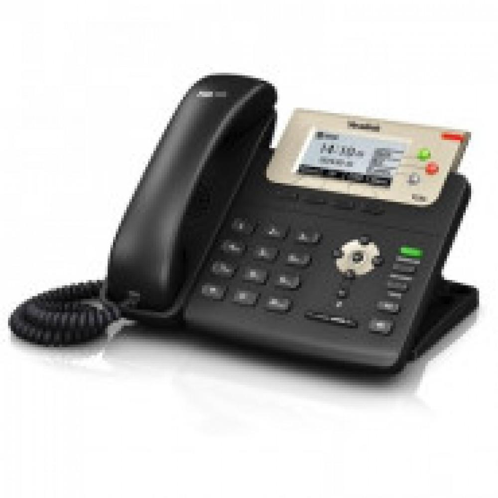 IP-телефон Yealink SIP-T23G (3 линии, PoE, GigE)