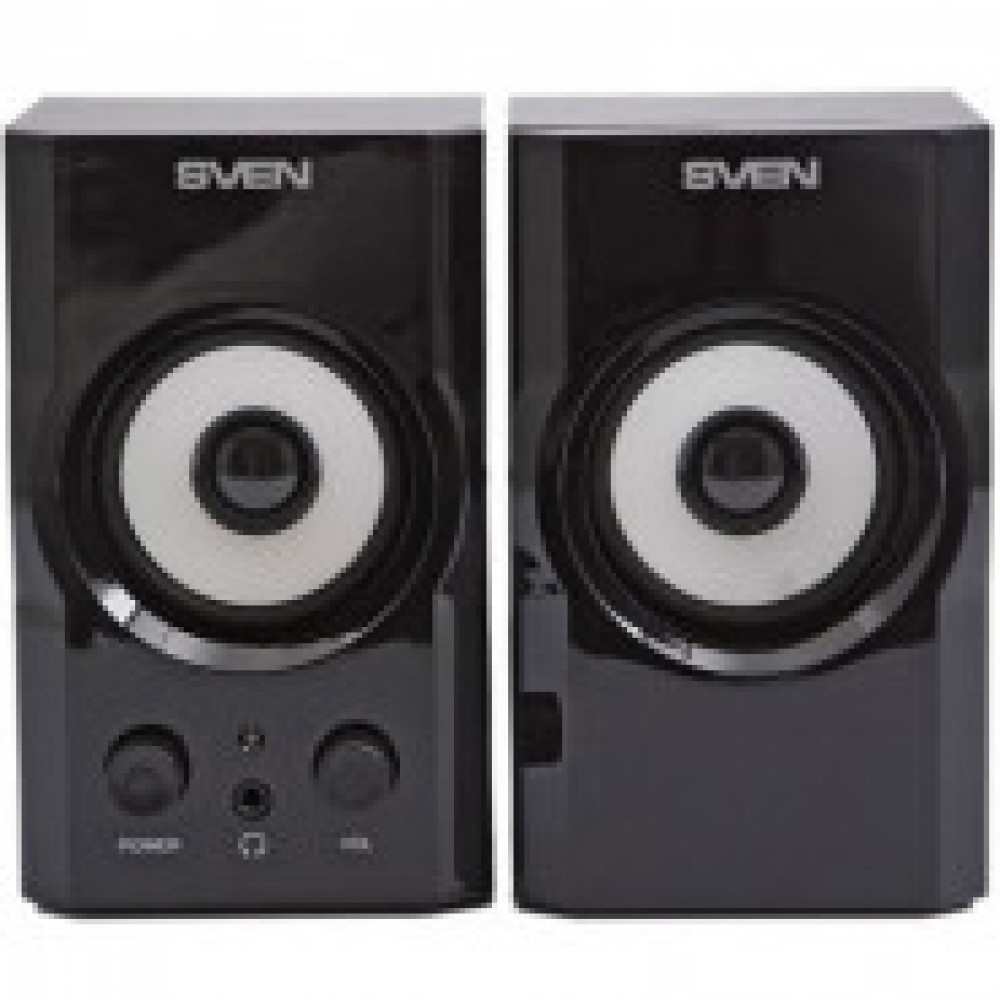 Акустическая система Sven SPS-605 (6 Вт) черный