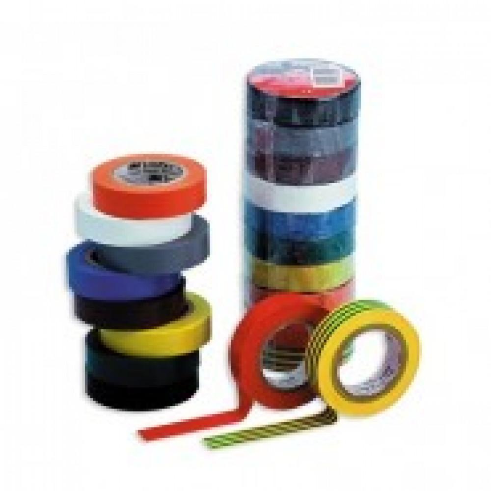 Изолента 3М цветная ПВХ 15ммх10м 10шт./уп.59562