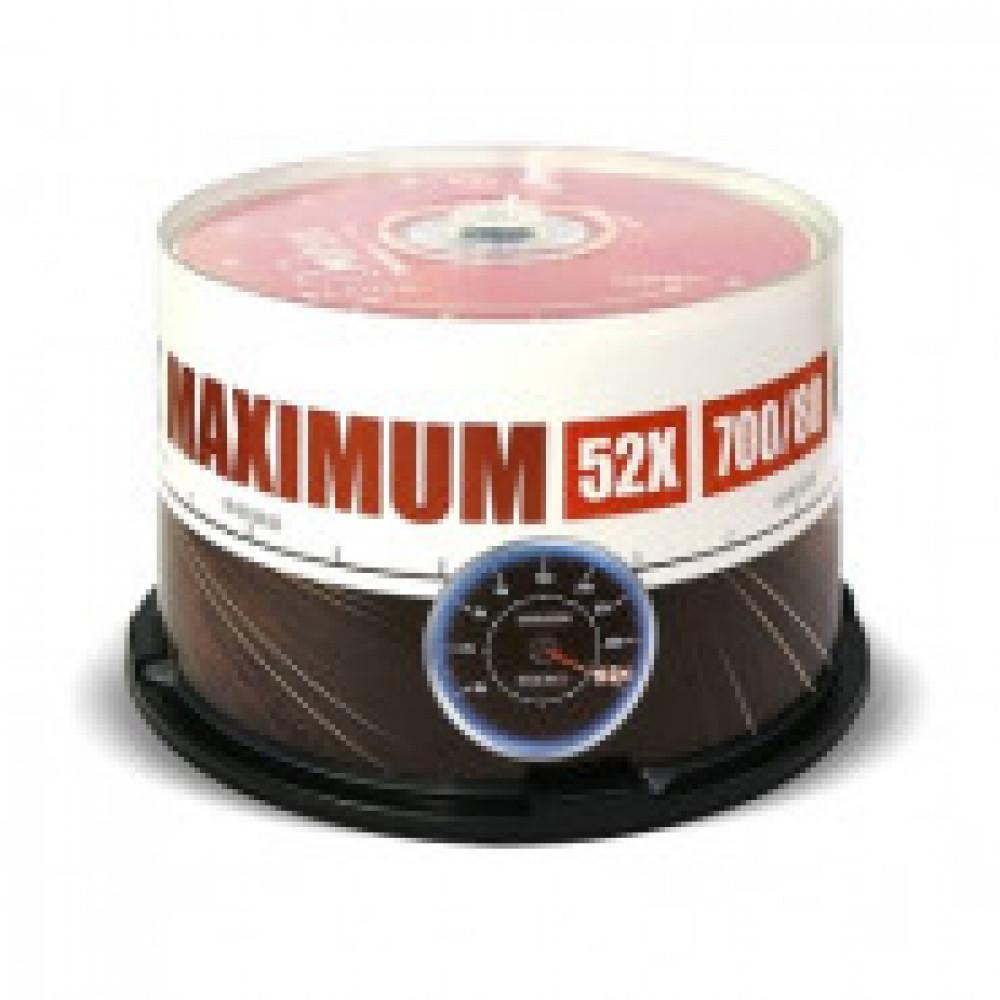 Диск CD-R Mirex 0,7 GB 52x (50 штук в упаковке)