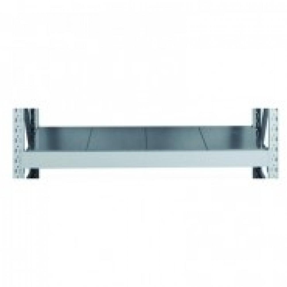 Метал.Мебель D_СТ-051 Ярус хранения с настилом (1 шт.) Ш2100хГ105